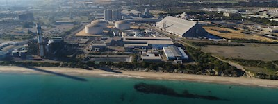 Image of desalination plant