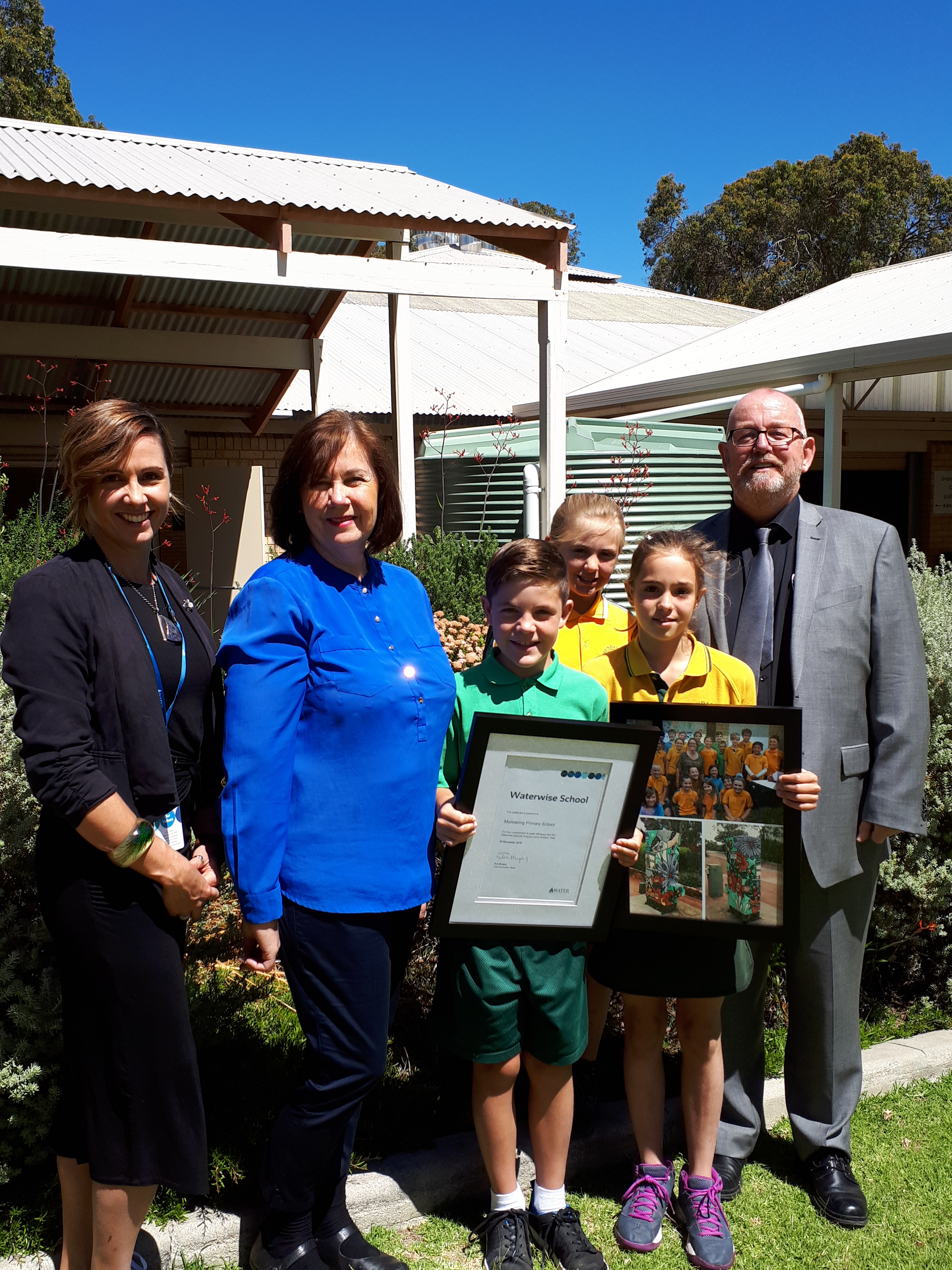 Mundaring Primary School celebrates 20 years of waterwise education